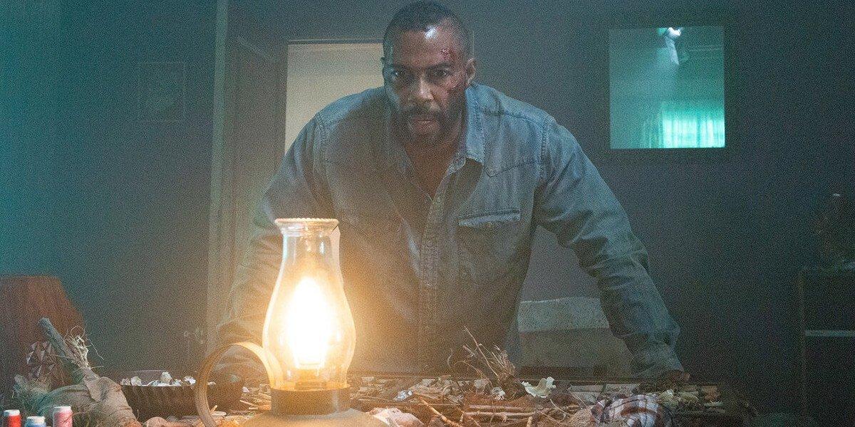 Omari Hardwick as Marquis T. Woods in Spell (2020)