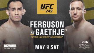 live stream UFC 249 watch online