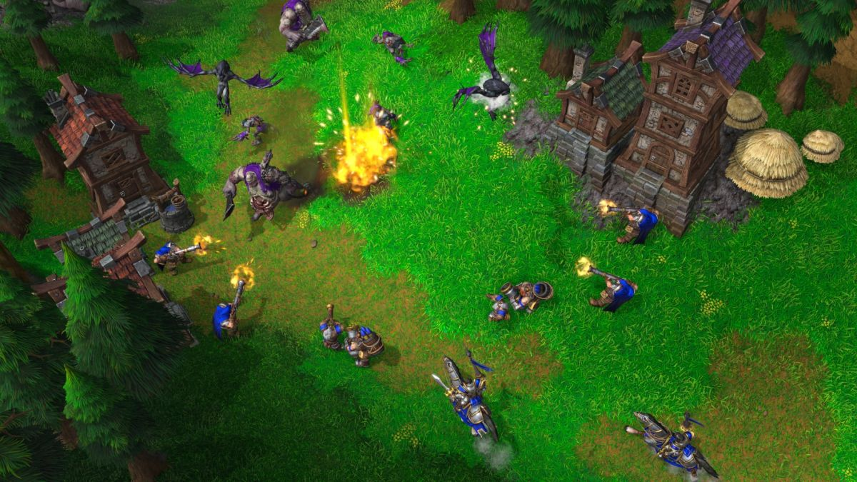 Why Warcraft 3 Reforged Changes The Original S Graphics Gameplay Balance And Matchmaking Pc Gamer