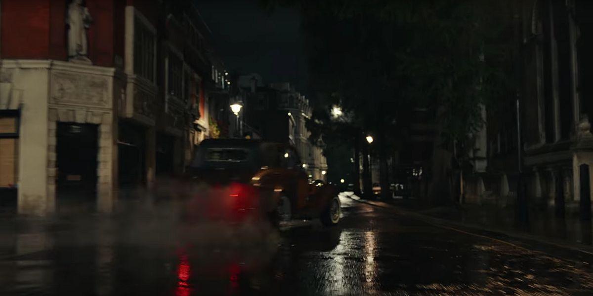 Cruella's Roadster