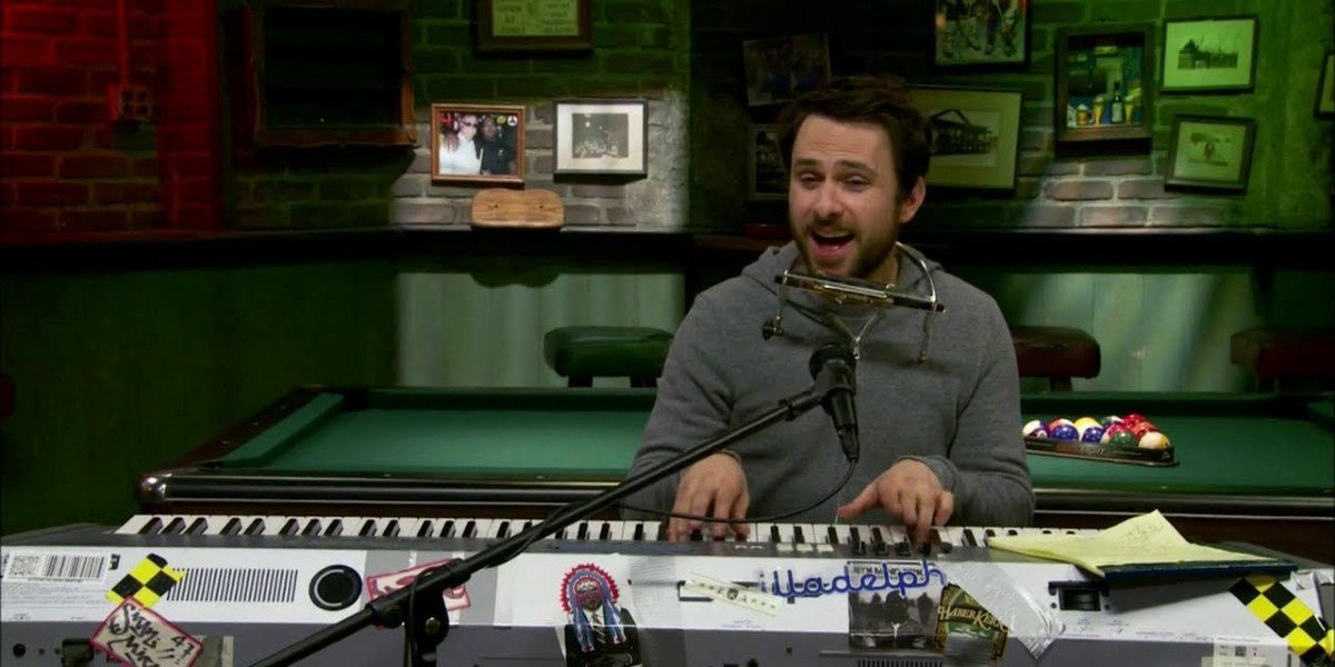Charlie Day In It's Alway Sunny in Philadelphia Episode The Gang Tries Desperately To Win An Award