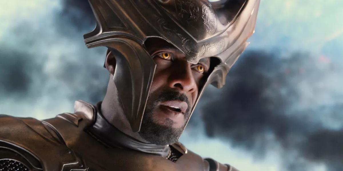 Idris Elba in Thor