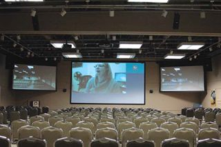 Abrams Auditorium Sounds Off with Flexible, Intelligible AV