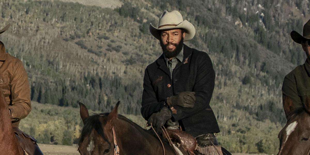 Yellowstone Colby Denim Richards Paramount Network