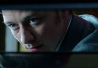 James McAvoy hunts for a stolen painting