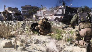 call of duty: modern warfare best games october 2019