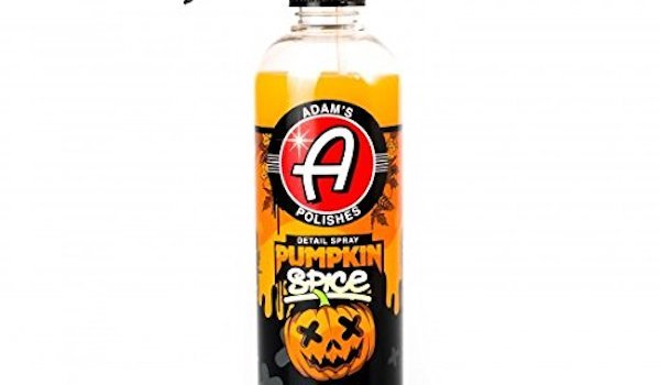 Pumpkin Spice car detail spray