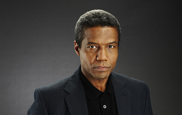 Ric Griffin Holby City played by Hugh Quarshie