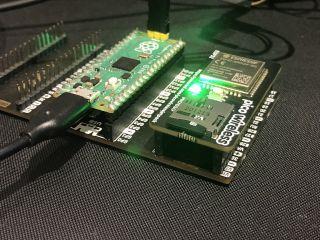 Raspberry Pi Pico Wireless