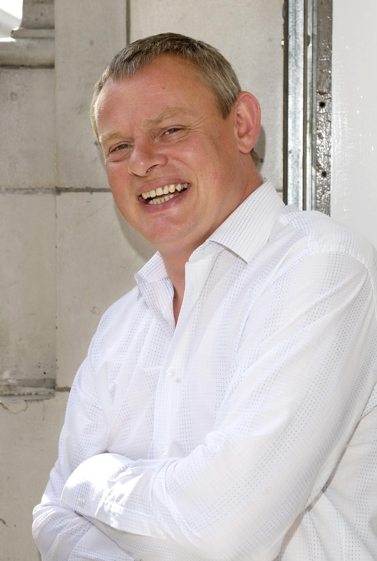 Did Martin Clunes turn down Doctor Who?