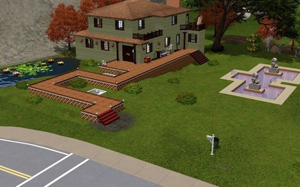 the sims 3 world adventures first impressions returning. Black Bedroom Furniture Sets. Home Design Ideas