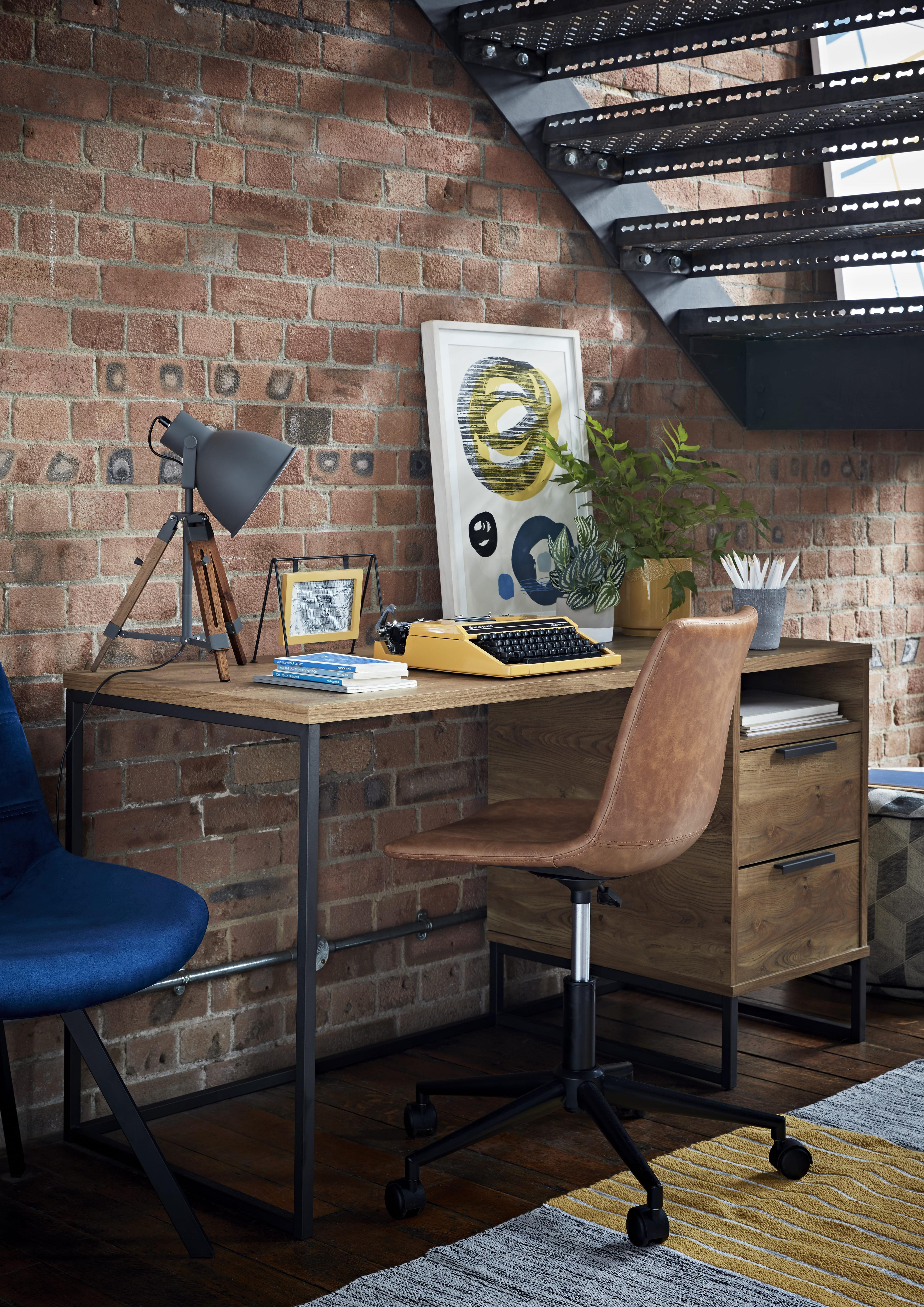 New This Argos Office Furniture Will Make Wfh A Lot More Stylish And Comfy Real Homes
