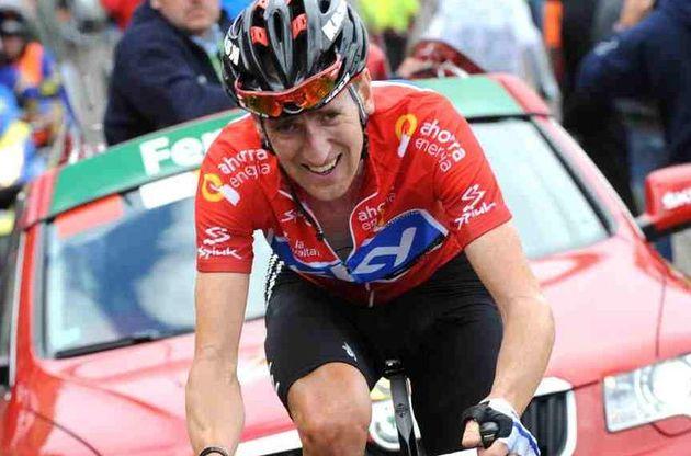 Bradley Wiggins, Vuelta a Espana 2011, stage 15