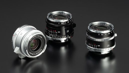 Voigtlander Vintage 28mm lens available for Leica M mount