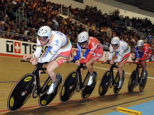 Men's team pursuit