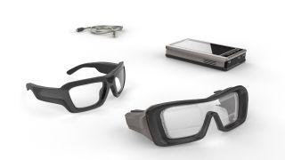 VPS 19 smart glasses