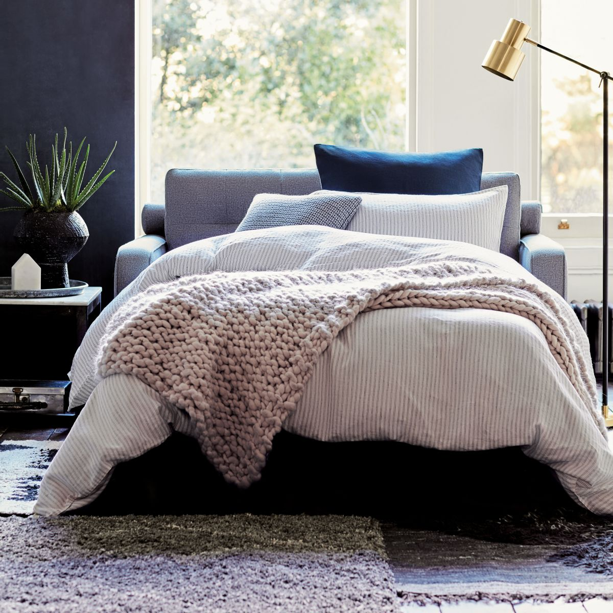 Picture of: How To Choose A Sofa Bed Real Homes