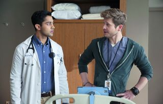 The Good Wife's Matt Czuchry takes the title the title role of third-year hospital resident Dr Conrad Hawkins in this US medical drama, The Resident.
