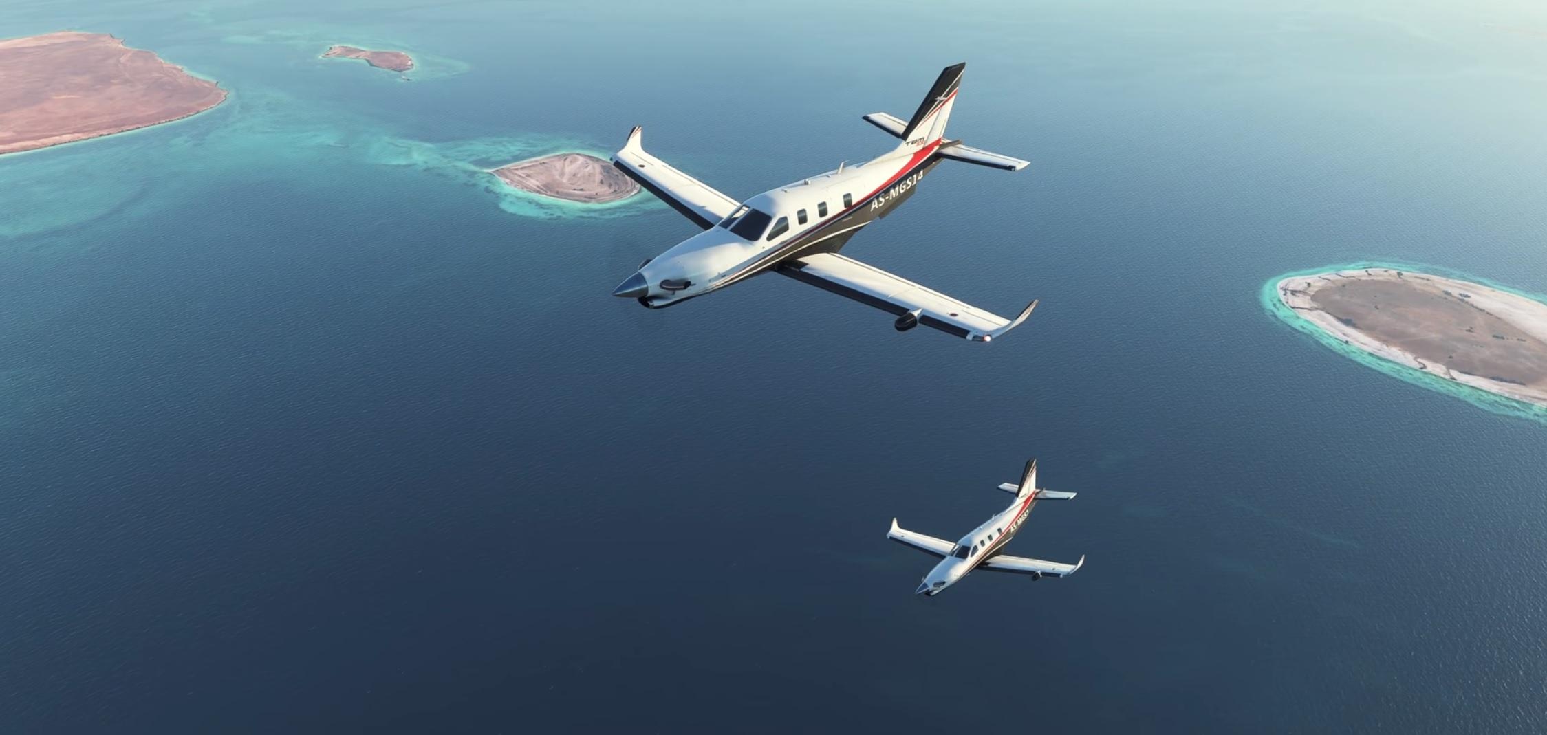 Microsoft wants to bring back Flight Simulator to show it