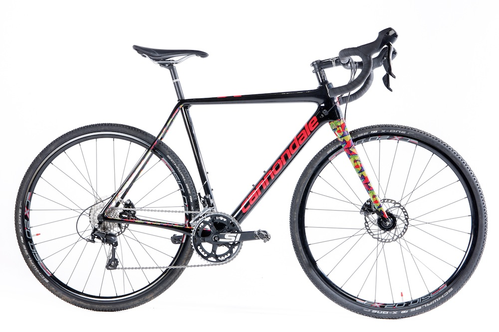 ae9765f814b Cannondale SuperX 105. Cannondale has totally redesigned its SuperX carbon  cyclocross bike ...