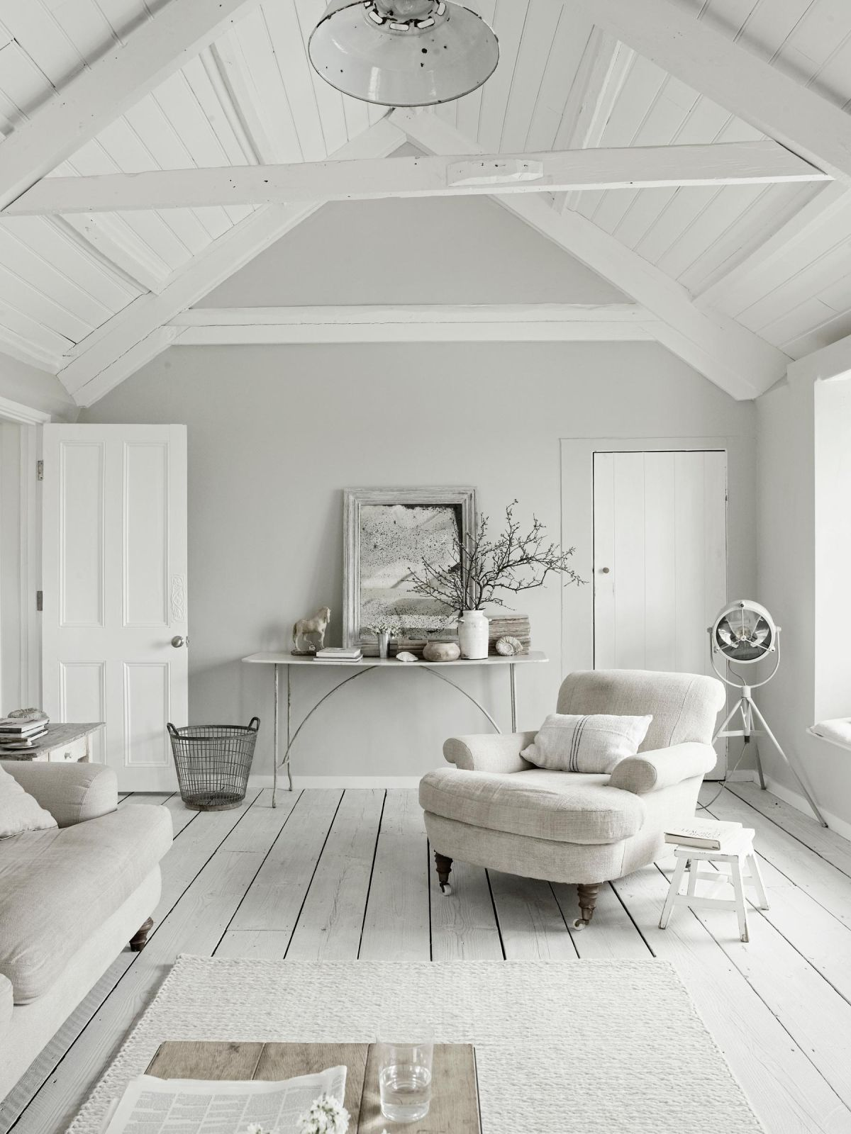 Style Classic: Stripped Wood Floors