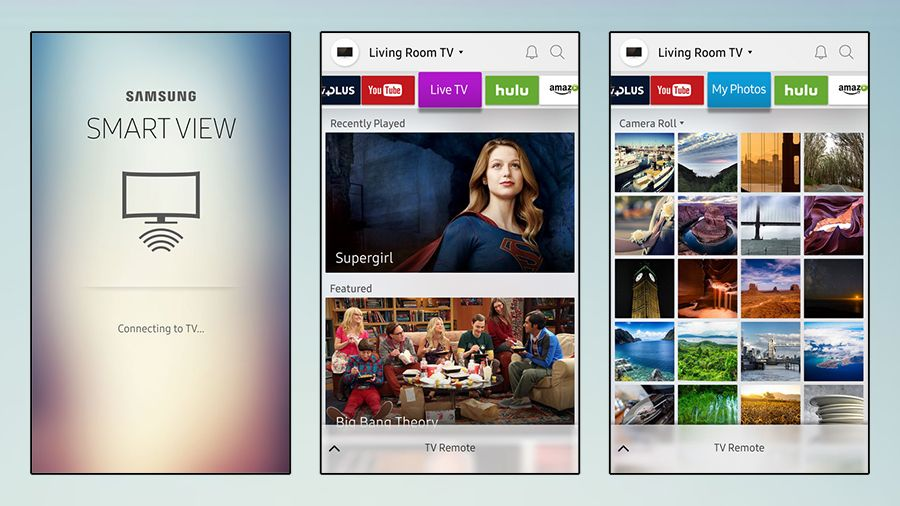 Samsung plans to add Chromecast-style streaming to its smart