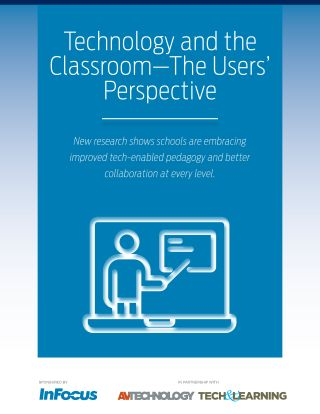 Technology and the Classroom—The Users' Perspective