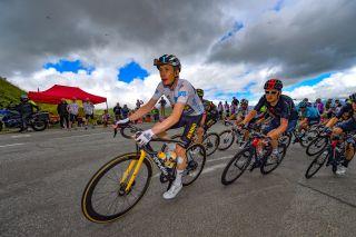 Tour de France 2021 - 108th Edition - 17th stage Muret - Col du Portet 178,4 km - 14/07/2021 - Jonas Vingegaard (DEN - Jumbo - Visma) - photo Dario Belingheri/BettiniPhoto©2021