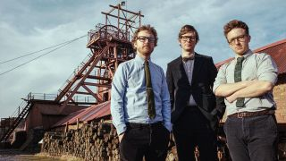 Public Service Broadcasting press shot