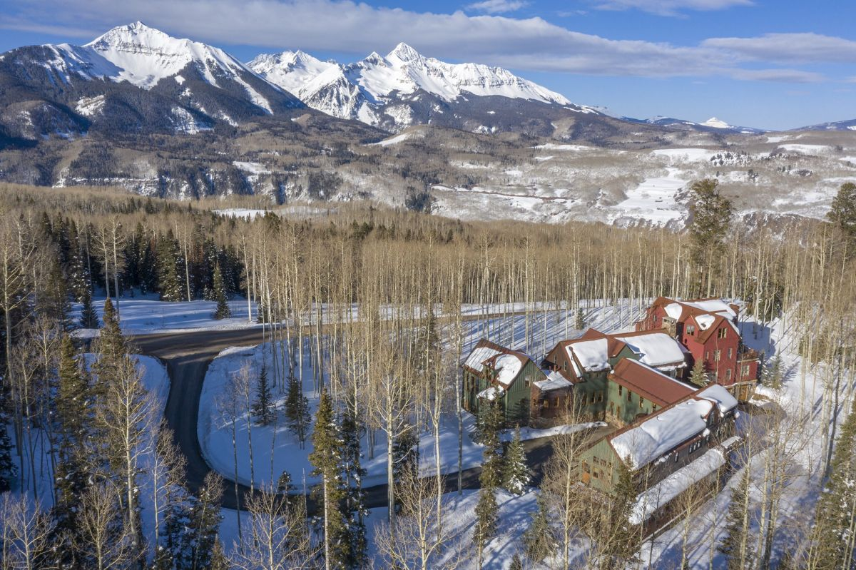 See inside Jerry Seinfeld's sprawling Telluride holiday home – on the market for $14.95m