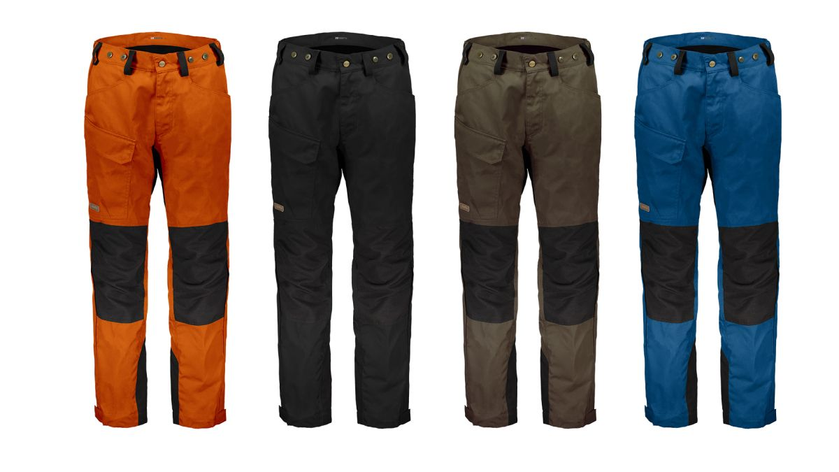 Sasta Jero pants review: burly, rugged and ideal for striding through dense undergrowth