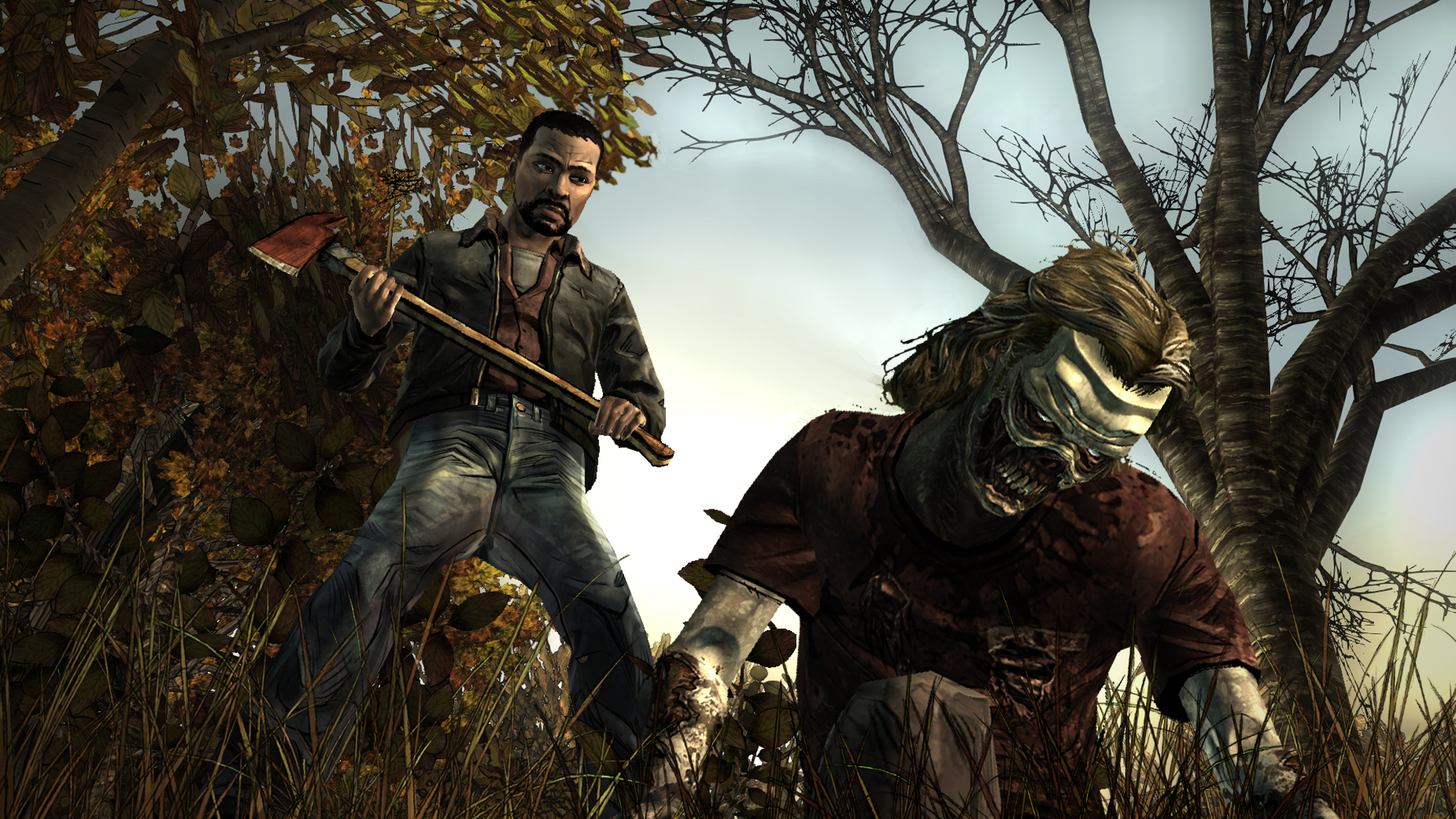 Walking Dead Episode 2 Now On Xbox 360 Cinemablend