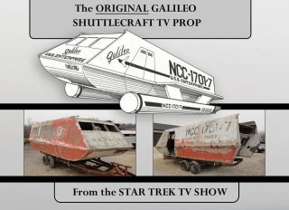 Galileo Shuttlecraft Restoration Project
