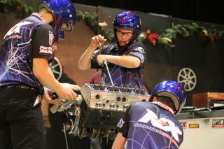 engineering skills racecar engine