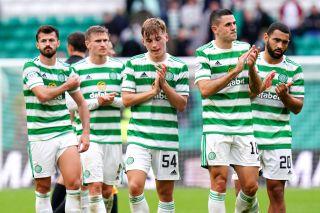 Celtic v Dundee United – cinch Premiership – Celtic Park