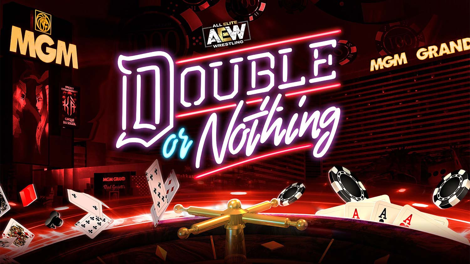 How to Watch AEW Double Or Nothing Online | Tom's Guide
