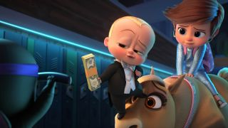 how to watch Boss Baby 2 family business