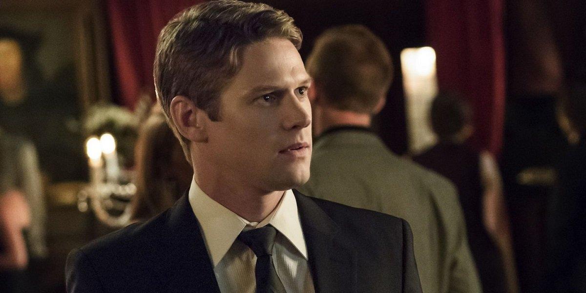 Zach Roerig as Matt Donovan on The Vampire Diaries