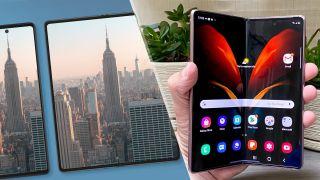 Samsung Galaxy Z Fold 3 vs Samsung Galaxy Z Fold 2