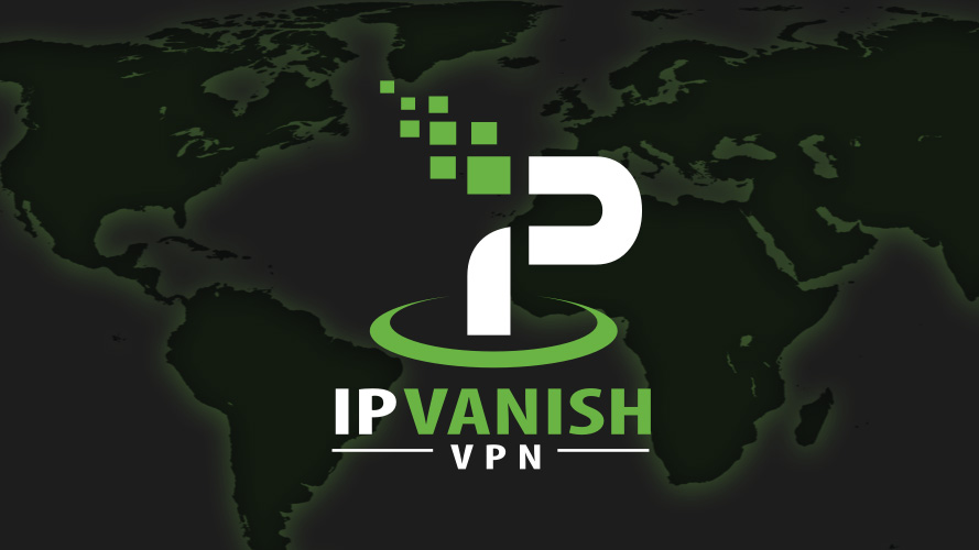 best VPN service: IPVanish logo