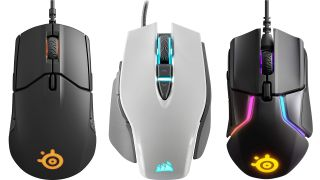 Save up to £35 on these cheap Corsair and SteelSeries mouse deals this Amazon Prime Day