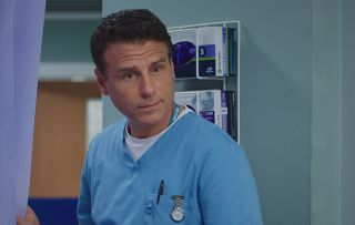 Jason Durr as David in Casualty