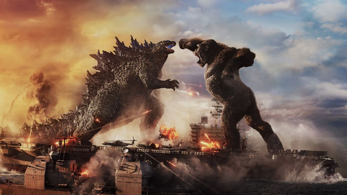 New Godzilla vs. Kong trailer promises an epic showdown for the ages