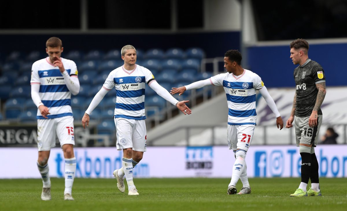 Lyndon Dykes double helps QPR bring struggling Owls back to earth