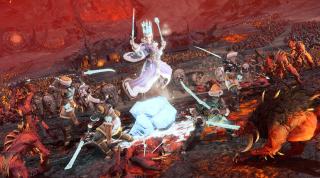 total war warhammer 3 katarina battle preview
