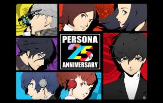 Persona 25th main image.