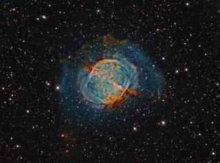 M27 Dumbbell Nebula Collaboration