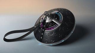 Louis Vuitton built a $3K light-up speaker