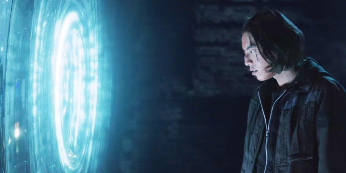 Darren Wang in Super Me