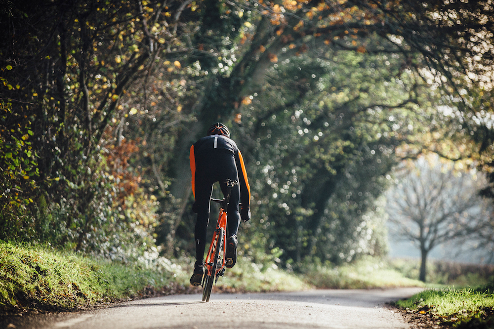 Eight reasons why riding alone is better than riding in a group